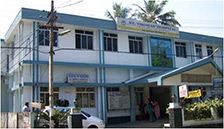 Cleft-Zentrum St. Thomas in Chengannur